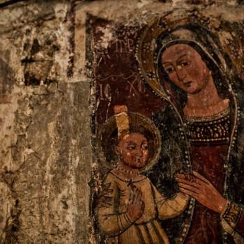 B1 Chiesa rupestre Madonna di Coelimanna ph_ FrancescoBuccarelli-VHS